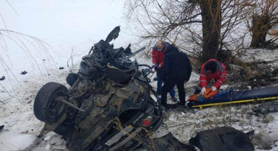 ДТП на Миколаївщині обірвала життя 8 осіб, троє з загиблих - діти