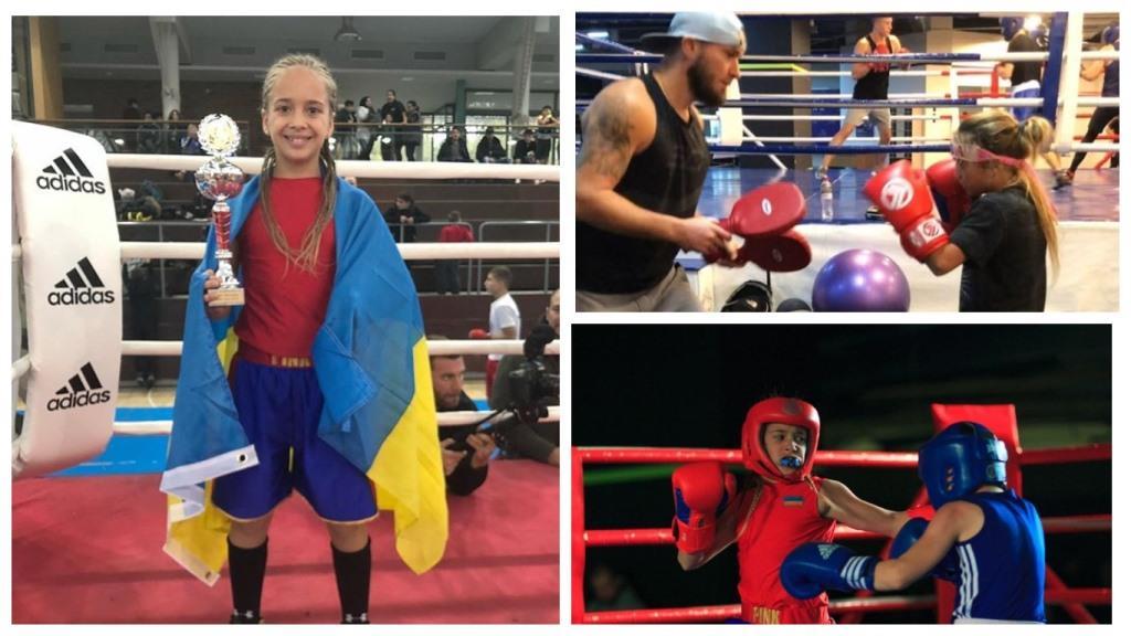 Кіра Макогоненко - 10-річна боксерка з Харкова вражає світ перемогами, тренуваннями та мріями