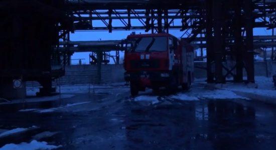 Na zavode v Kamenskuyu iz-za vzryva gazovozdushnoy smesi postradali 5 rabotnikov
