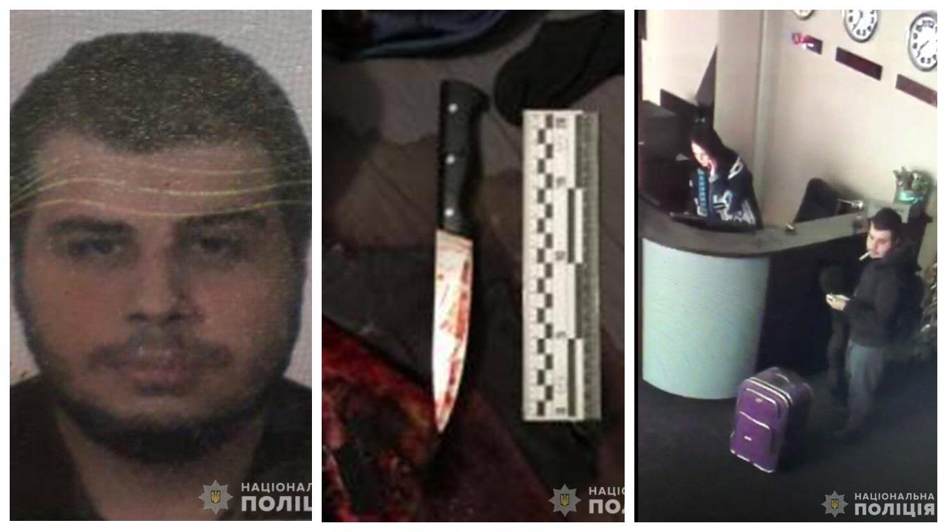 Поліція розшукує підозрюваного у вбивстві двох іноземних студенток у Харкові