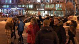 Столична поліція розслідує бійку, що сталася на Печерську