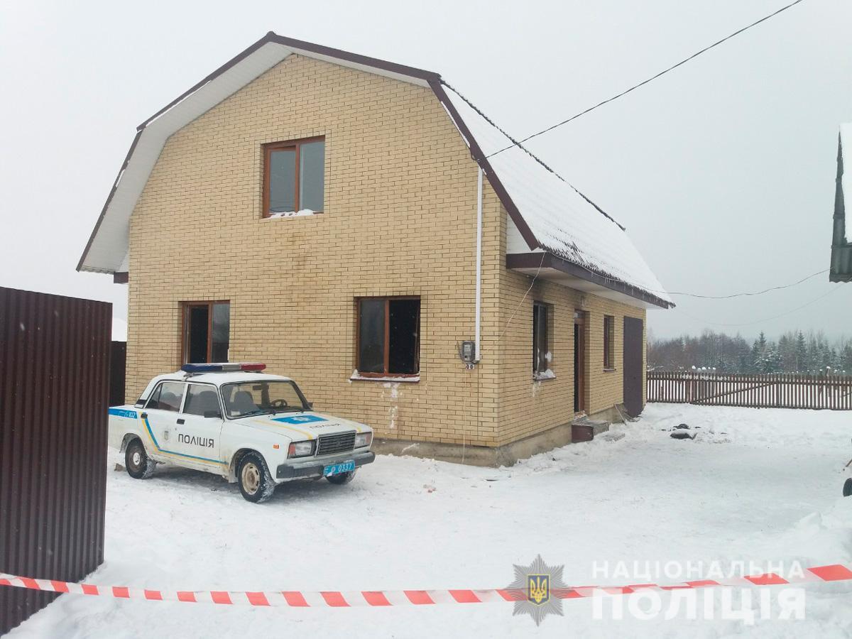 U Chernivetsʹkiy oblasti za pidozroyu u vbivstvi Zatrymaly nepovnolitnʹoho khloptsya