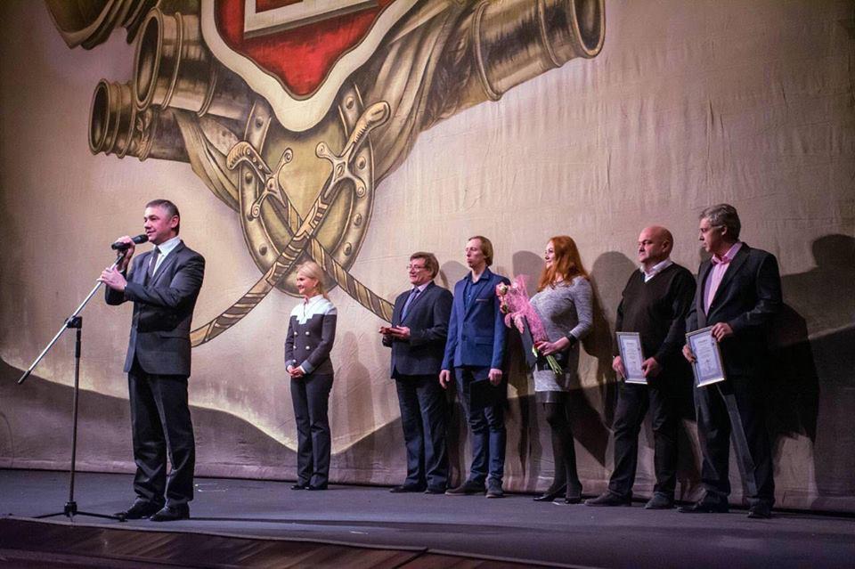 У Харкові митців Схід Опера нагородили державними відзнаками