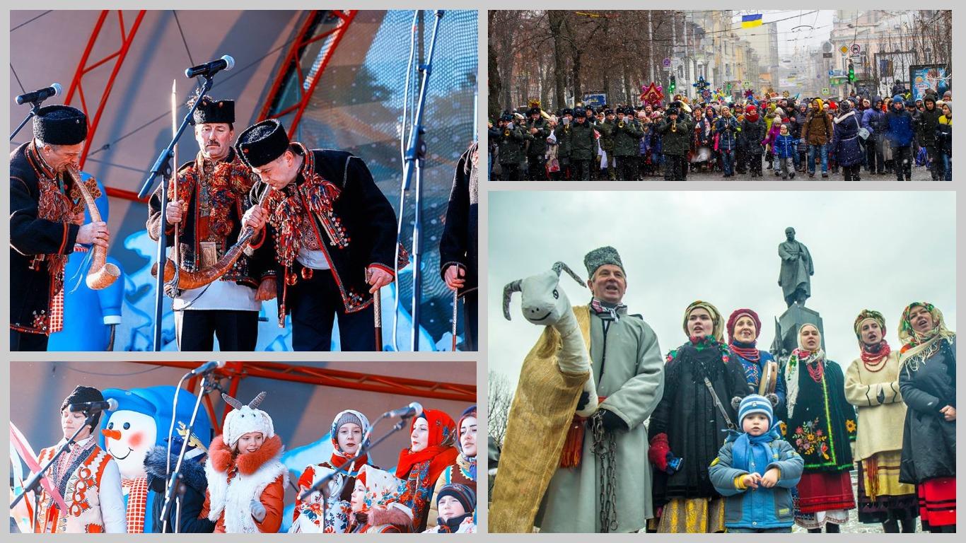 """У Харкові втретє пройде """"Вертеп-фест"""" - акція одночасного виконання колядки та вертепна хода (12-13.01)"""
