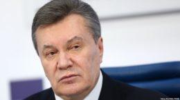У Києва екс-президента України Віктора Януковича засудили на 13 років