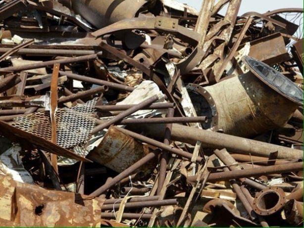 У Запоріжжі поліцейські виявила величезну партію металобрухту - 11 тонн