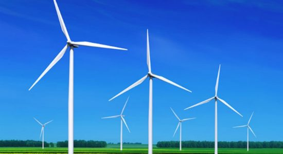В Україні збудують вітрову електростанцію найбільшу в Європі