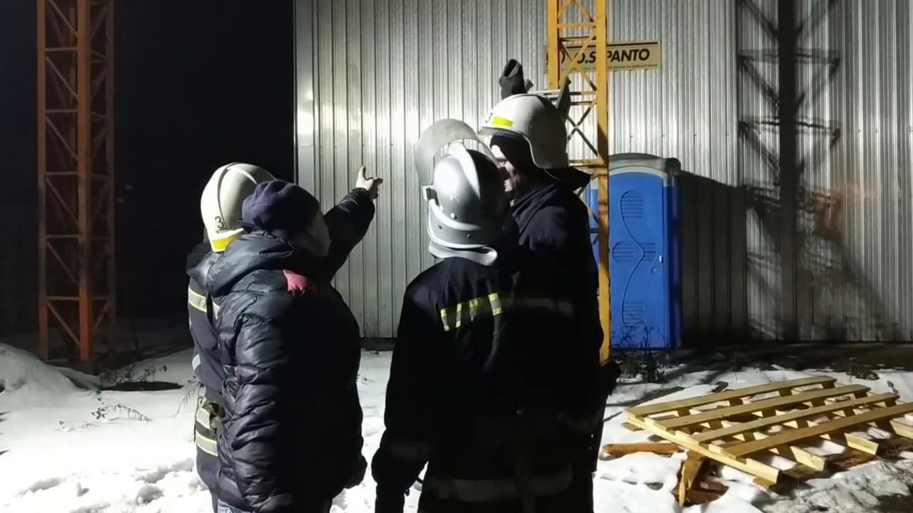 U Vinnytsi likviduvali Pozhezha na derevoobrobnoho pidpryyemstvi #новиниУкраїни