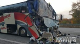 ДТП з Мариною Поплавською - водій вантажівки визнав провину