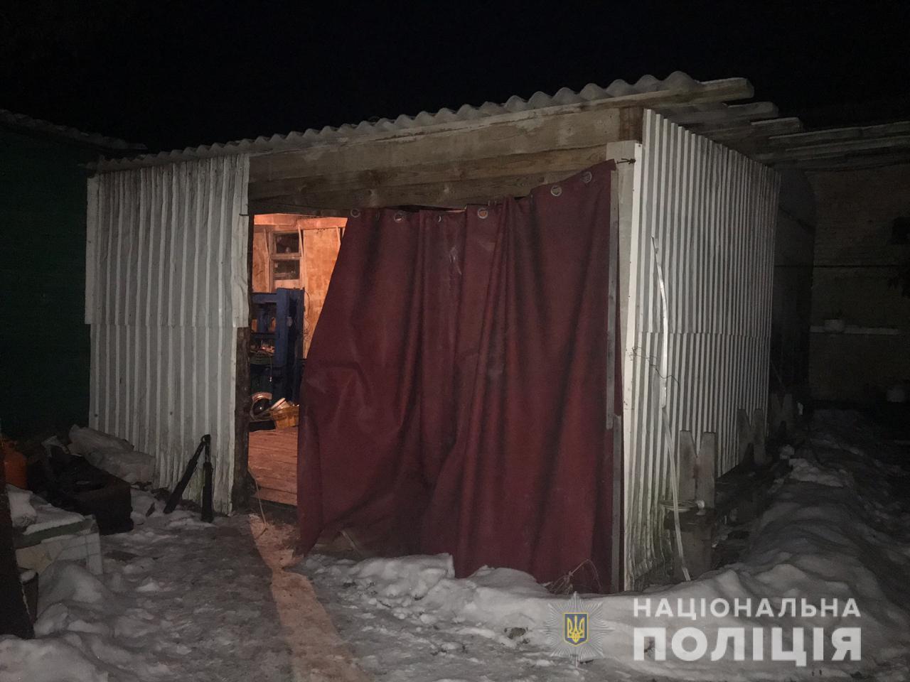 На Київщині 17-річний юнак не вбив молодшу сестру