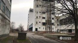 На Одещині розбився будівельник демонтуючи будівлю