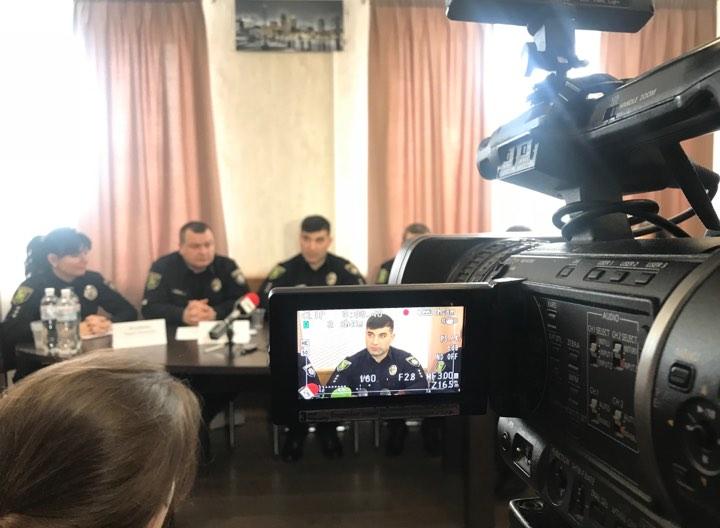 Результати роботи патрульної поліції в Харківській області за 2018 рік