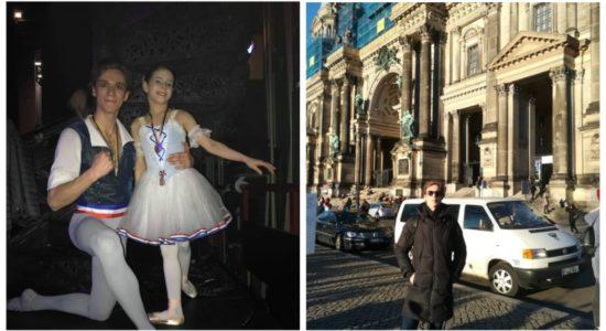Соліст балету «Схід Опера»