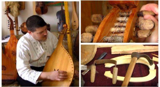 старинные инструменты, кобзар, харьковчане, новости харькова, #новини харкова