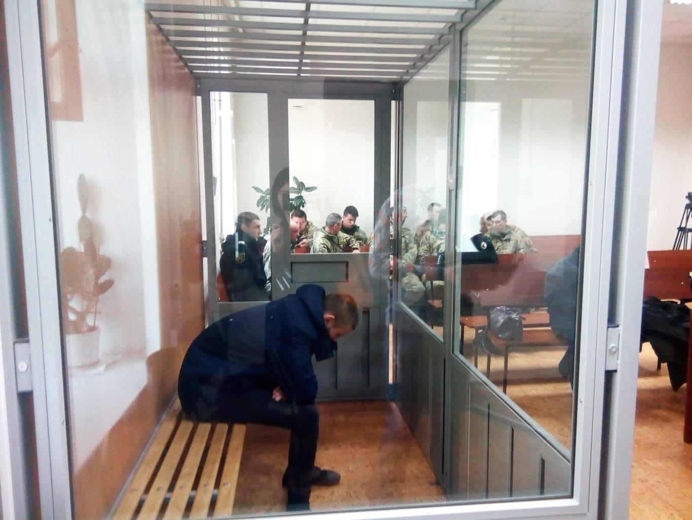 вбивство, військовий, Чугуєв