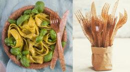 еко-посуд з пшеничних та кукурудзяних висівок