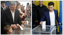 вибори 2019, зеленський, порошенко
